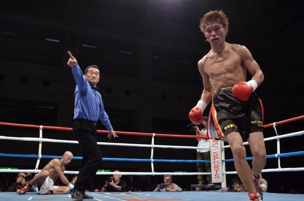 林翔太(ボクシングニュース)