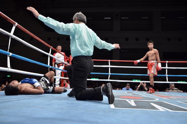 田中裕士(ボクシングニュース)