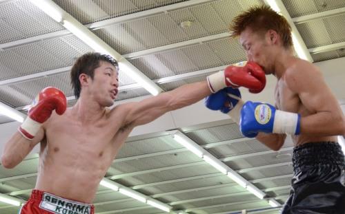 玉越強平(ボクシングニュース)