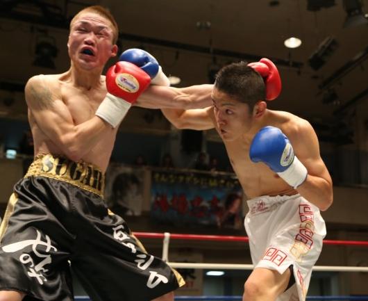 岩井大(ボクシングニュース)