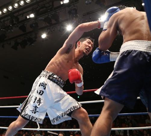 岡田博喜(ボクシングニュース)