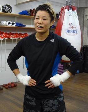 山口直子(ボクシングニュース)
