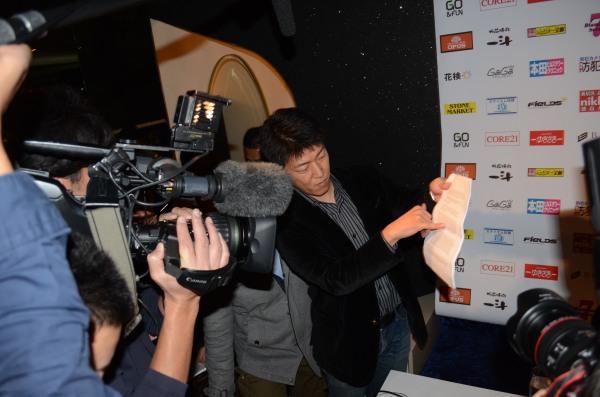 亀田ジムマネジャー(ボクシングニュース)