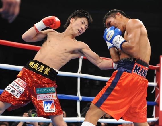 井上マンシオ(ボクシングニュース)