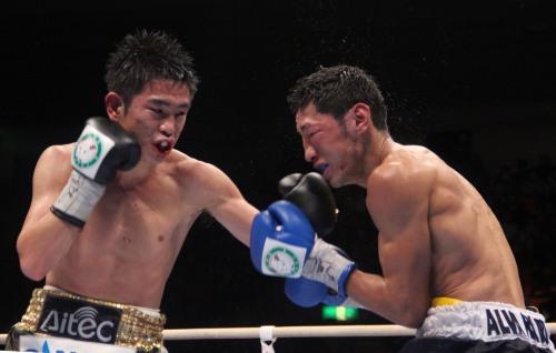 井岡が3度目の防衛に成功(ボクシングニュース)