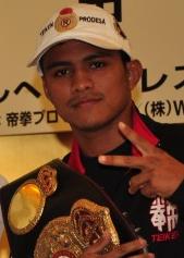 ロマゴンが38連勝(ボクシングニュース)