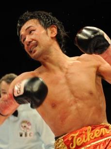 山中がMVPとKO賞の2冠獲得(ボクシングニュース)