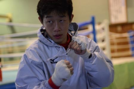 五輪銅メダルの清水が現役続行宣言(ボクシングニュース)