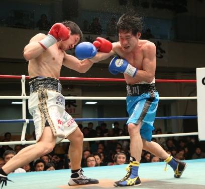木村が2-1判定で新王者に(ボクシングニュース)