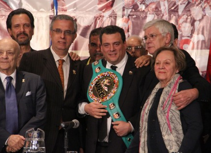 WBC新会長にマウリシオ氏(ボクシングニュース)