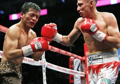 ロドリゲスが新王者に、サビージョをTKO(ボクシングニュース)