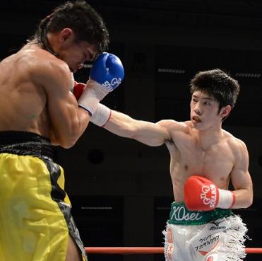 田中恒デビュー2連勝、田中裕ユースタイトル守る(ボクシングニュース)