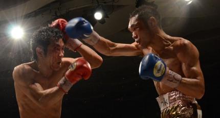 益田が日本バンタム級タイトル獲得(ボクシングニュース)
