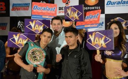 メキシコ期待のセハが山中挑戦を熱望(ボクシングニュース)