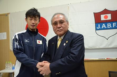 清水がAPB参戦で記者会見(ボクシングニュース)