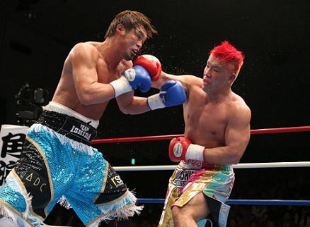藤本が石田に3-0判定勝ち(ボクシングニュース)