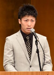 井上尚弥に座間市民栄誉賞(ボクシングニュース)