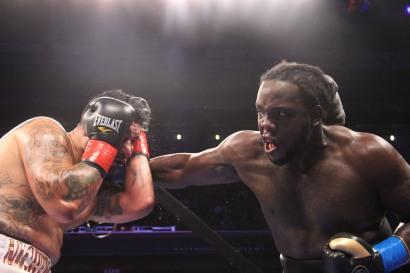 WBCヘビー級新王者はスタイバーン(ボクシングニュース)