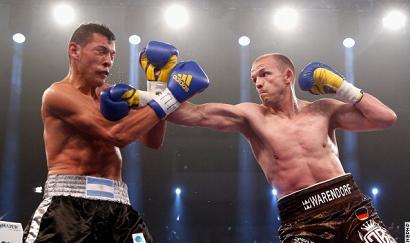 ブリーマーが2カ月で2度目の防衛成功(ボクシングニュース)