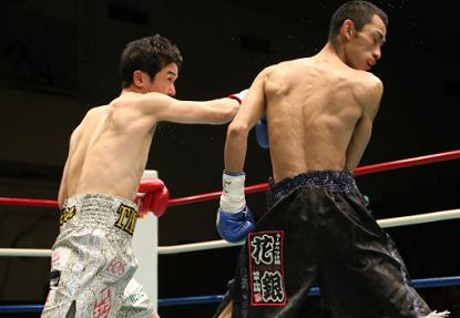 木村が初防衛成功、知念に3-0判定勝ち(ボクシングニュース)