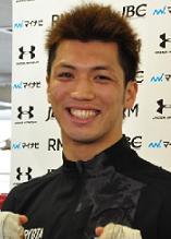 村田がWBC13位にランクイン(ボクシングニュース)