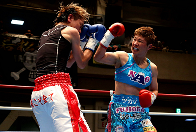 女王・藤岡が判定でWBA・S・フライ級王座初防衛(ボクシングニュース)