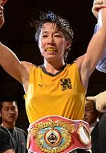 フュチュールジム女子ダブル世界戦発表(ボクシングニュース)