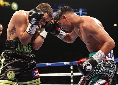 マレス再起、ファンマは3回終了TKO負け(ボクシングニュース)