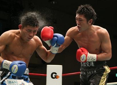 柴田が3-0判定でOPBF・日本ミドル級王座防衛(ボクシングニュース)