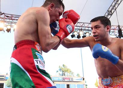 フィゲロア9回TKOでV2(ボクシングニュース)