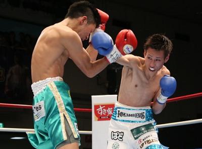 石田匠が日本タイトル獲得(ボクシングニュース)