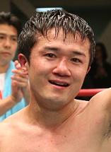 木村悠が油田京士とV2戦(ボクシングニュース)