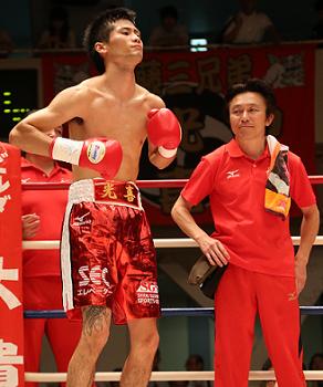 野木丈司トレーナーがNHK「勝利のセオリー」に登場(ボクシング)