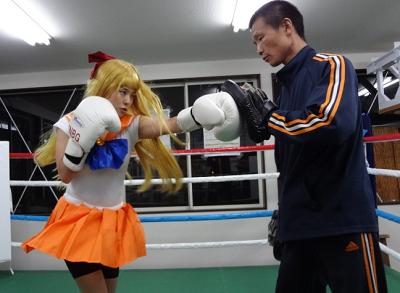 郷司利也子がフライデーでヌードグラビア披露(ボクシングニュース)
