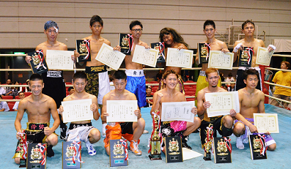 西日本新人王決勝戦2014(ボクシングニュース)