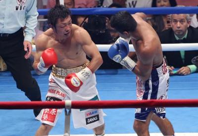 八重樫・井上ダブル世界戦&村田の視聴率(ボクシングニュース)