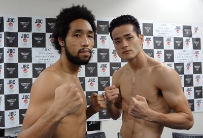 あす内藤律樹が江藤伸悟とV2戦(ボクシングニュース)