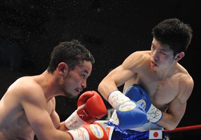 田中恒成が新記録の4戦目でタイトル獲得(ボクシングニュース)