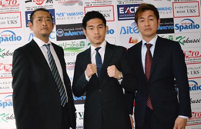 井岡一翔が大みそかに元WBA暫定王者と無冠戦(ボクシングニュース)