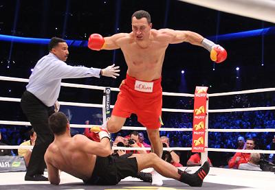 クリチコがプレフに圧勝V17(ボクシングニュース)