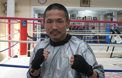 大竹秀典が公開練習11.22世界挑戦(ボクシングニュース)