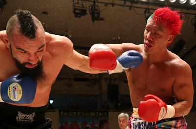 藤本京太郎がノンタイトル戦に勝利(ボクシングニュース)