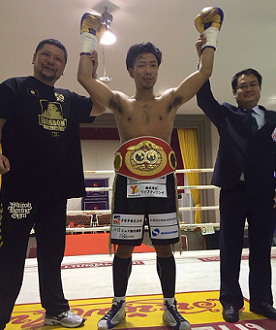 細川がタイでIBFアジア王座獲得(ボクシングニュース)