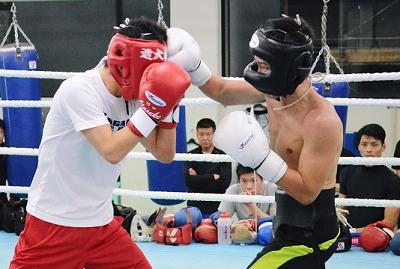 高山vs大平がIBF・WBO同時王座決定戦に(ボクシングニュース)