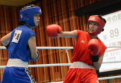 全日本女子選手権(ボクシングニュース)