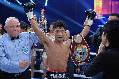 ファイトニュースも井上尚弥を年間MVPに選出(ボクシングニュース)