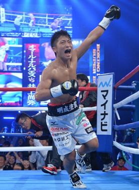 井上尚弥が年間表彰3冠獲得(ボクシングニュース)