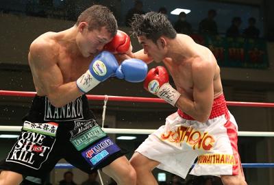 金子大樹がジョムトーンに0-3判定負け | Boxing News(ボクシング ...