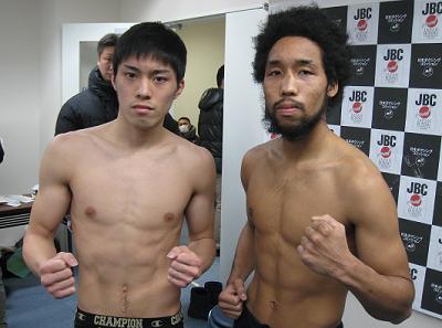 あすカーニバル開幕、内藤vs伊藤(ボクシングニュース)