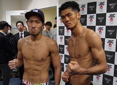 あす日本S・ライト&ウェルター級ダブルタイトル戦(ボクシングニュース)